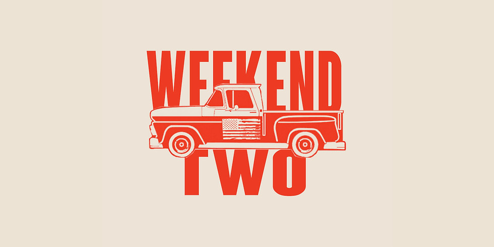 KYLE | Weekend 2 Pass