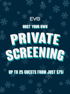 Host a Private Screening Party!