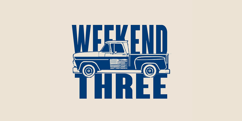 SCHERTZ | Weekend 3 Pass