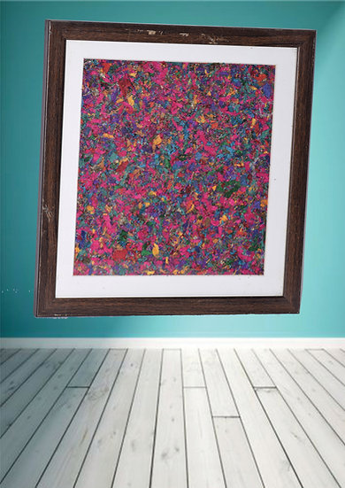 Multi Color small Fabric designer Wall Hanging online