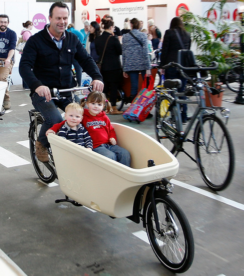 Dolly   Family cargo bike