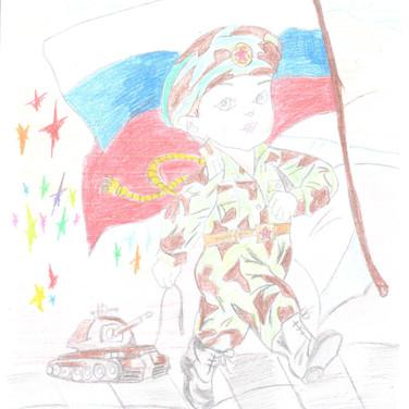 Киселева Анна, 9 лет