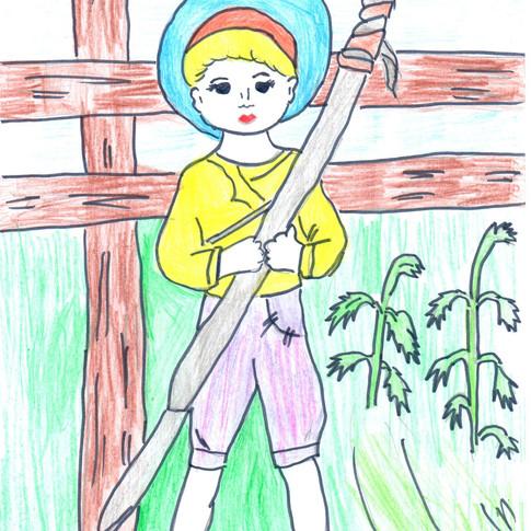 Суркова Кристина, 5 лет