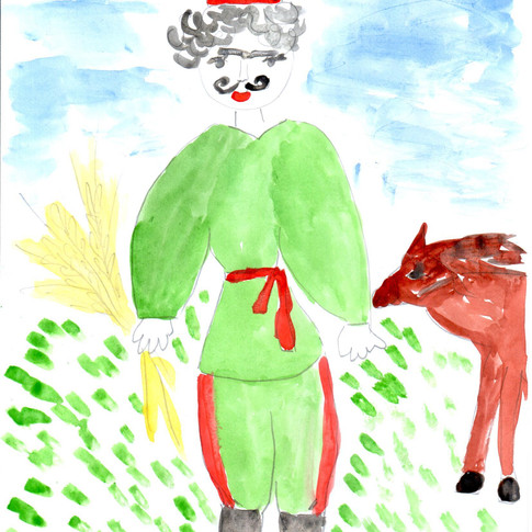 Мальцева Дарья, 10 лет
