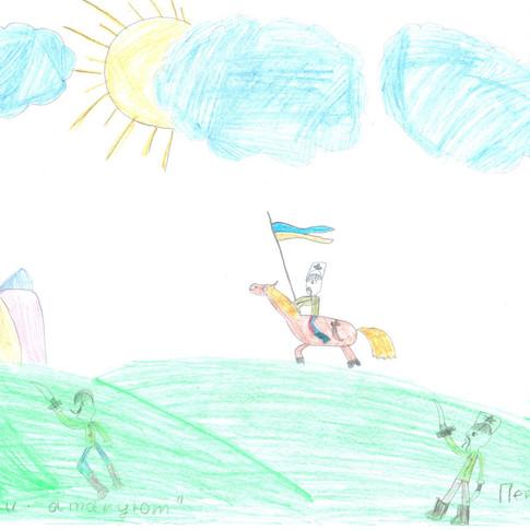Перелыгина Лиза, 9 лет