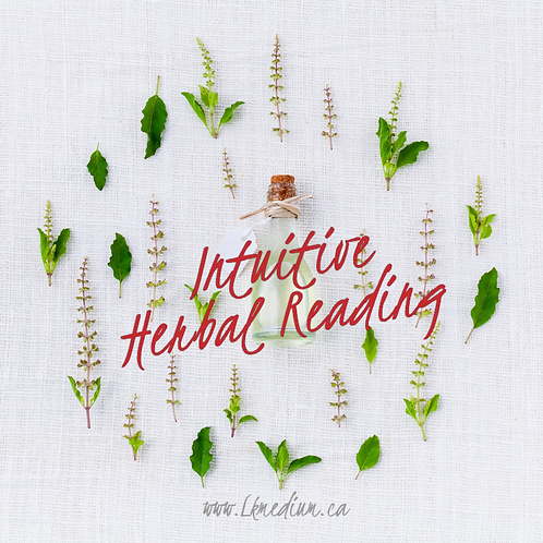 Intuitive Herbal Reading