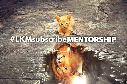 #LKMsubscribe Mentorship
