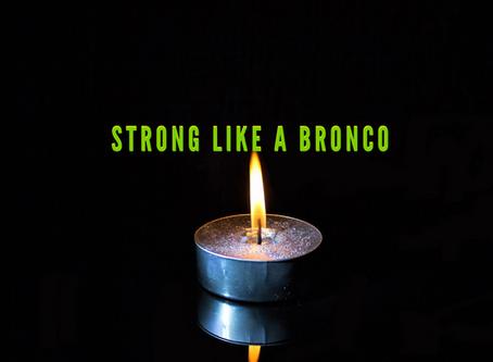 Strong like a Bronco