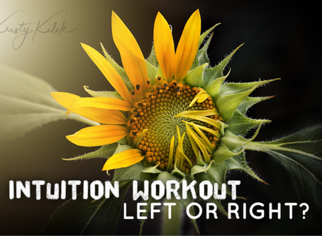 Intuition Workout: Left or right?