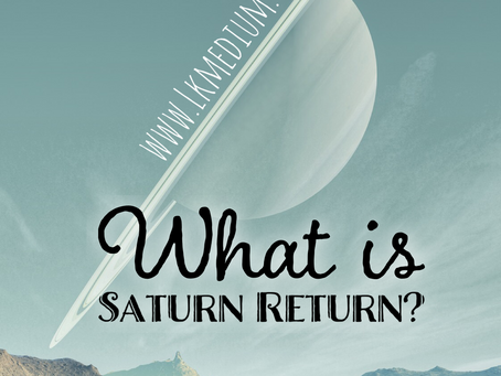 What is Saturn Return?