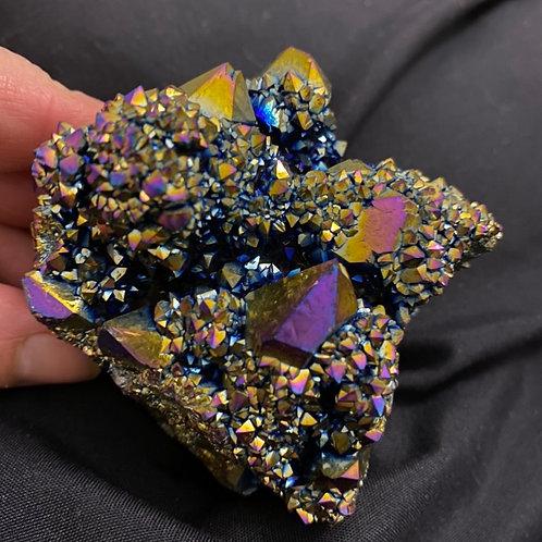 A-grade Aura Spirit quartz
