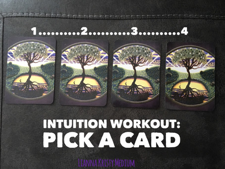 Intuition workout: earth magic