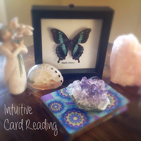 Intuitive Card Reading (4 card)
