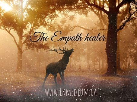 The Empath healer