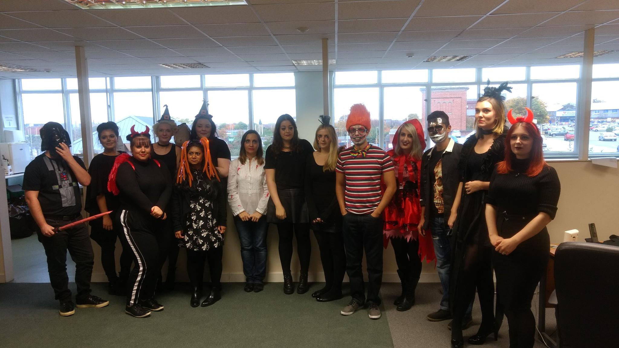 G11_Team_Building_Halloween Fancy Dress 16