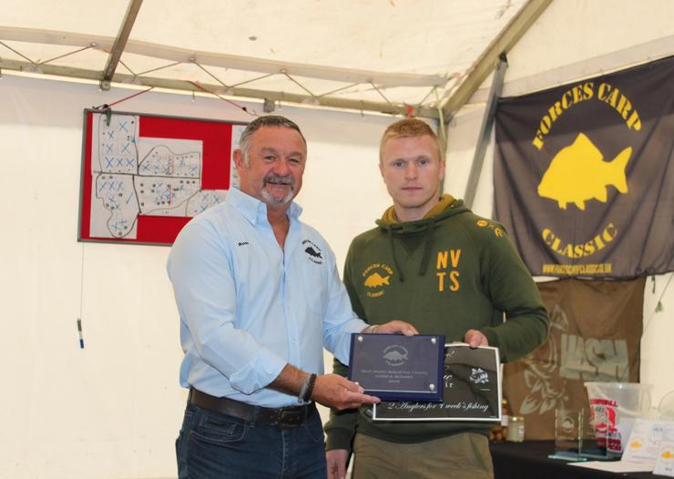 37. Charity Champion - James King
