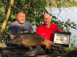Peg 2 - Kelvin again with a mirror of 25