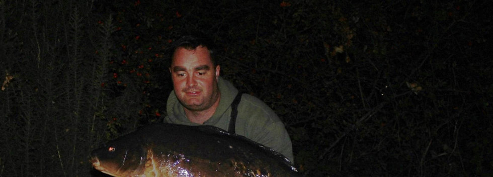 19.  Peg 26.  A cracking 30lbr for Barny
