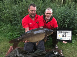 Peg 4 - Mark with a mirror of 26.10