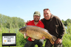 Peg 3 - Adma and Chilly with a stunning