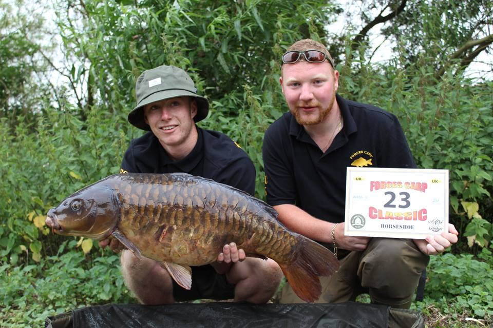 13.  Peg 23 - A stunning fully scaled