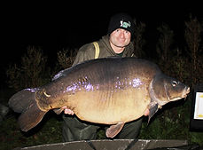 FCC 2013 -  Humpy at 67lbs for Andy Moor