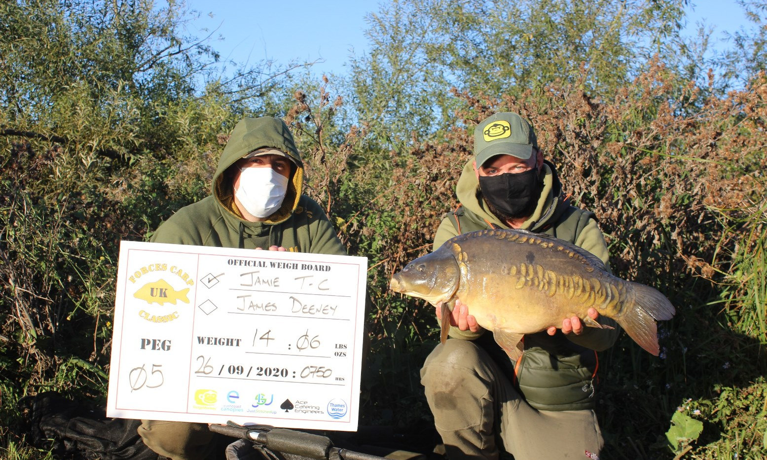 21. Peg 5 and another fish.JPG