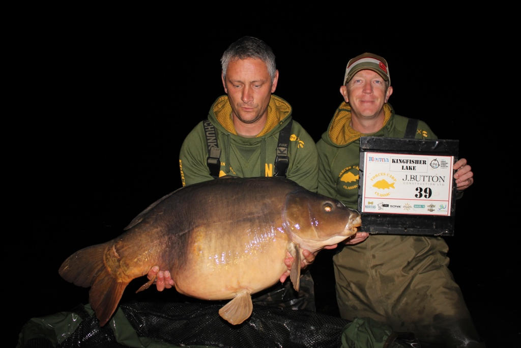 21.  A big mirror of 50.12 - Matt Whittaker