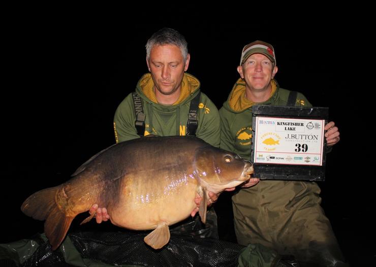 21.  A big mirror of 50.12 - Matt Whittaker