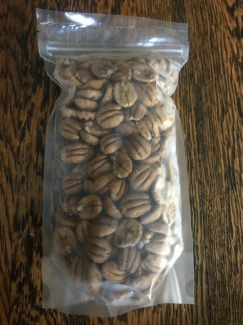 3 lbs Elliot Pecan Halves (Junior Mammoth) 3 lb minimum