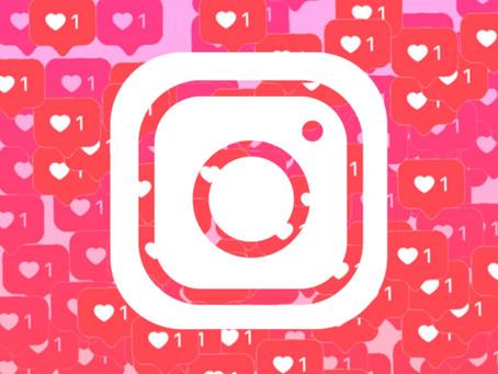 Instagram testa oferecer opções de exibição de curtidas