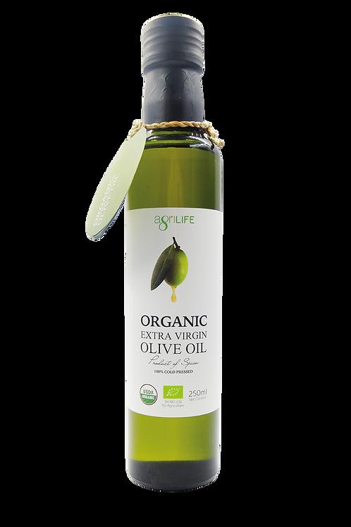 Органическое оливковое масло «Agrilife»  250 мл