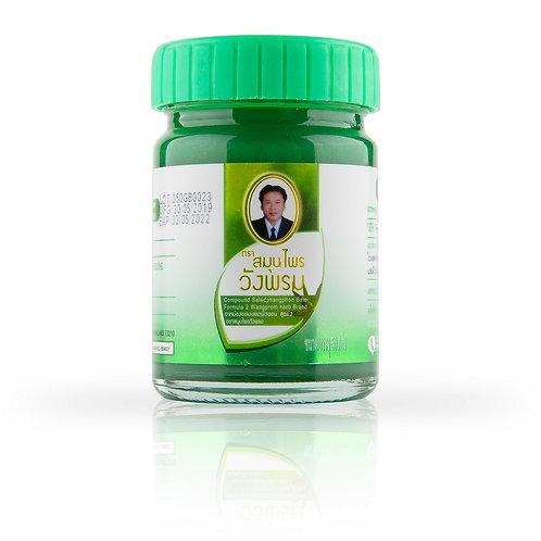 Бальзам Зеленый Wangprom 50 гр.