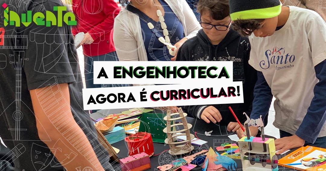 Programa Inventa - Solução curricular