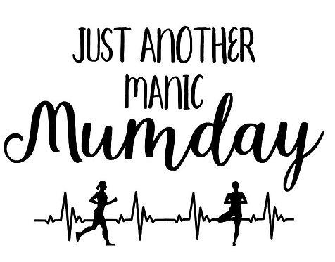 Running & Yoga - Manic Mumday