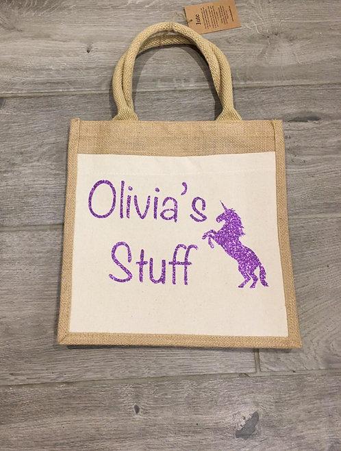 My stuff - Bag