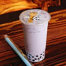 芋头奶茶 Taro Milk Tea