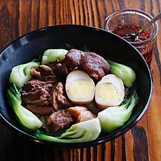 猪脚牛腩饭 Pig Feet Beef Brisket Rice