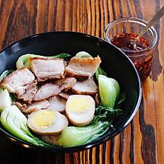 猪肉饭 Pork Bowl
