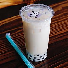 茉莉花奶茶 Jasmine Milk Tea