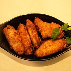 炸鸡翅 Fried Chicken Wings