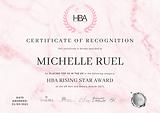 Michelle Ruel - TOP 50 CERTIFICATE.png