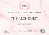 The Alchemist - TOP 50 CERTIFICATE.png