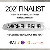 Michelle Ruel - TITLE OF THE HAIR AND BE