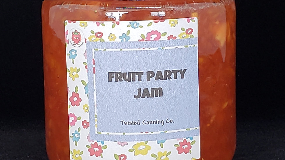 Fruit Party Jam 250ml