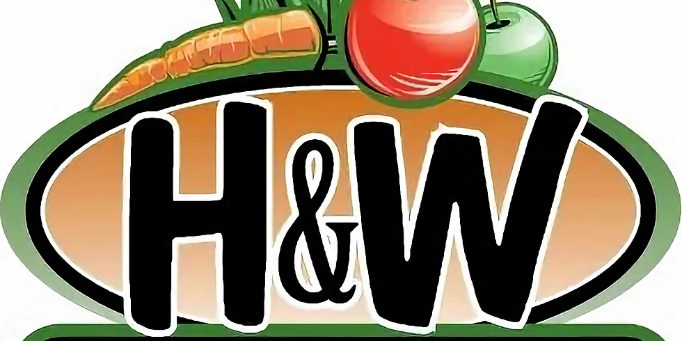 H & W Produce Twisted Taster Event