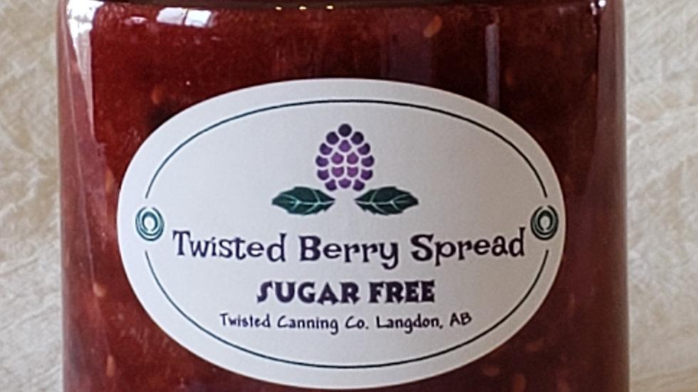 Twisted Berry Spread SUGAR FREE