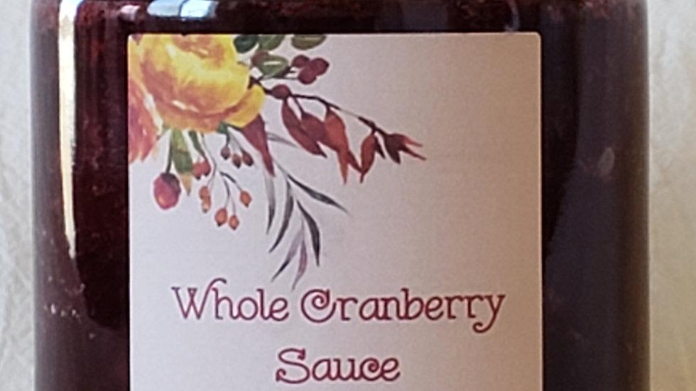 Whole Cranberry Sauce