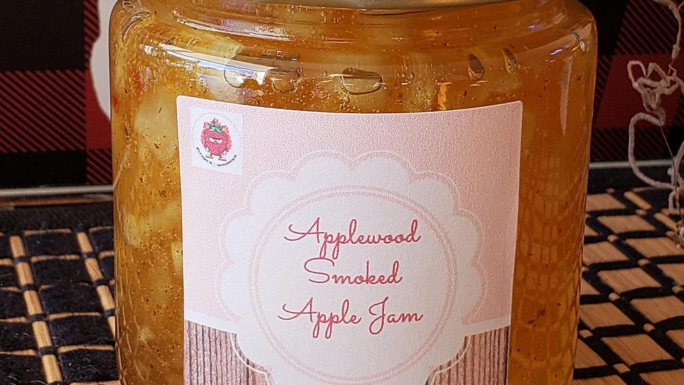 Applewood Smoked Apple Jam 250ml
