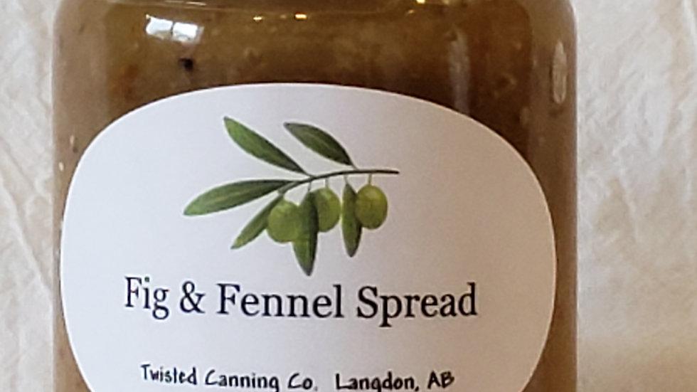 Fig & Fennel Spread 125ml